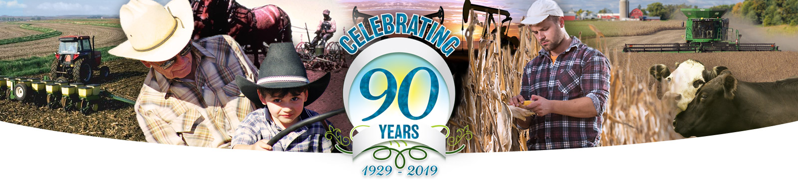 Farmers National Company - Celebrating 90 Years